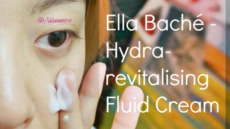 Ella Bache Hydra-revitalising fluid cream