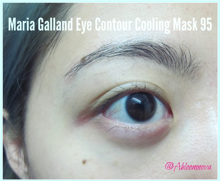 maria-galland-eye-cotour-cooling-mask-95 Maria Galland! Merci for the soothing eye mask!