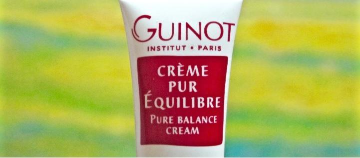Strike the Balance - Guinot Pure Balance Cream