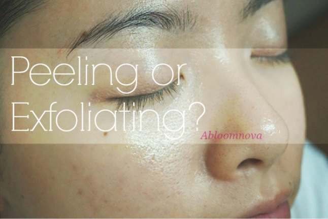 Peeling or Exfoliating? Plus a Review on Guinot Biological Peeling Radiance Gel