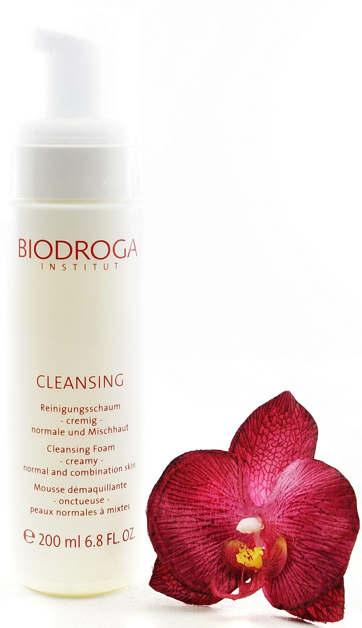 IMG_1308-2 Biodroga Cleansing Foam Creamy Normal and Combination Skin 200ml