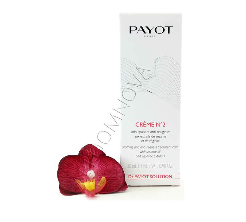 IMG_4856 Payot Creme No2 - Soothing and Anti-Redness Treatment Care 30ml