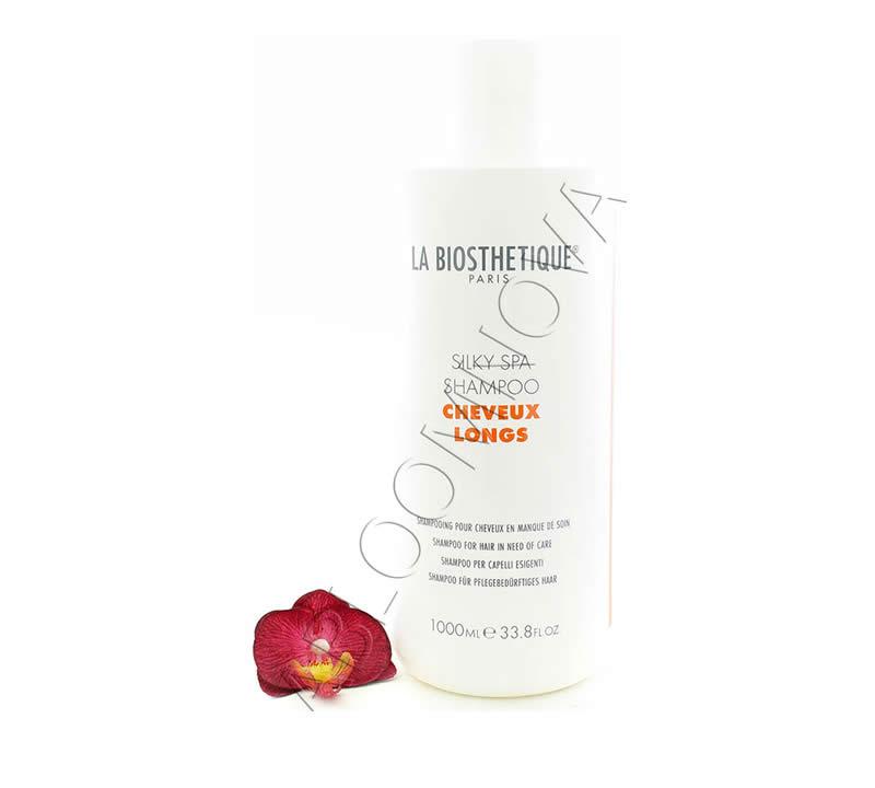 IMG_5569 La Biosthetique Cheveux Longs Silky Spa Shampoo - Shampoo for Hair in Need of Care 1000ml