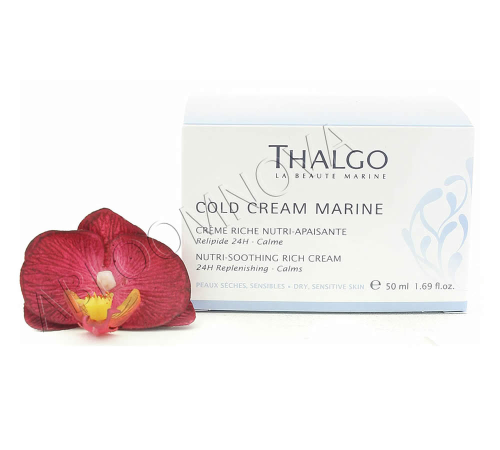 IMG_5595-1 Thalgo Cold Cream Marine Nutri-Soothing Rich Cream 50ml