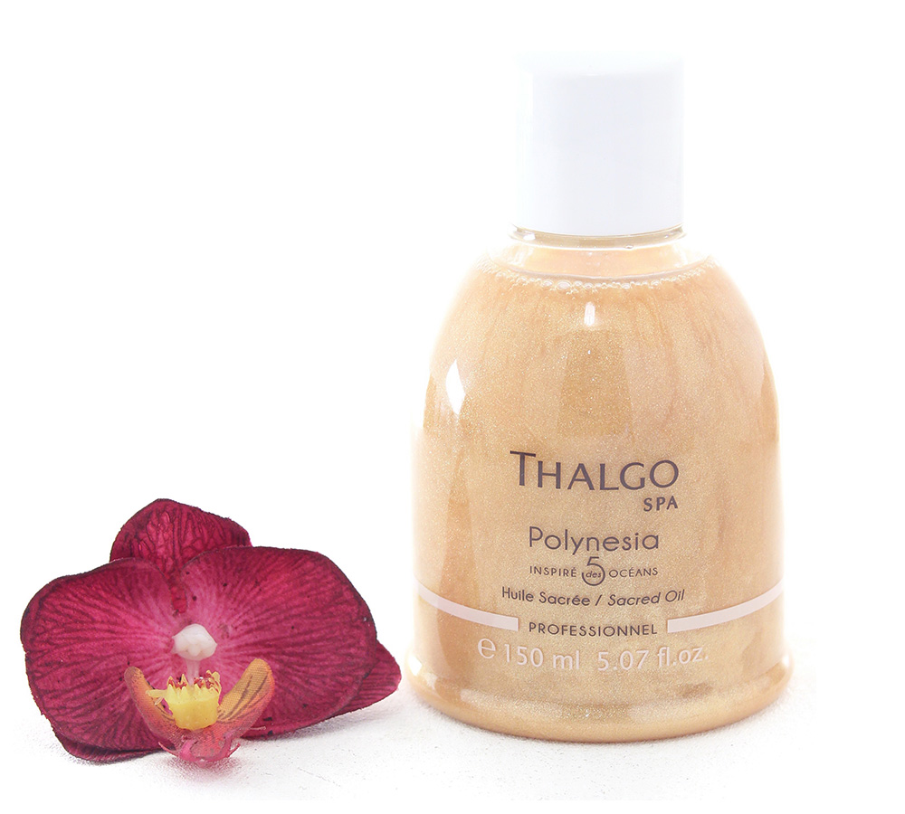 KT11002 Thalgo Huile Sacrée Polynésia - Polynesia Sacred Oil 150ml