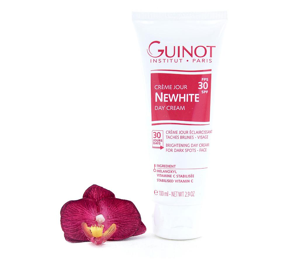 442500 Guinot Newhite Creme Jour Eclaircissante - Brightening Day Cream SPF30 100ml