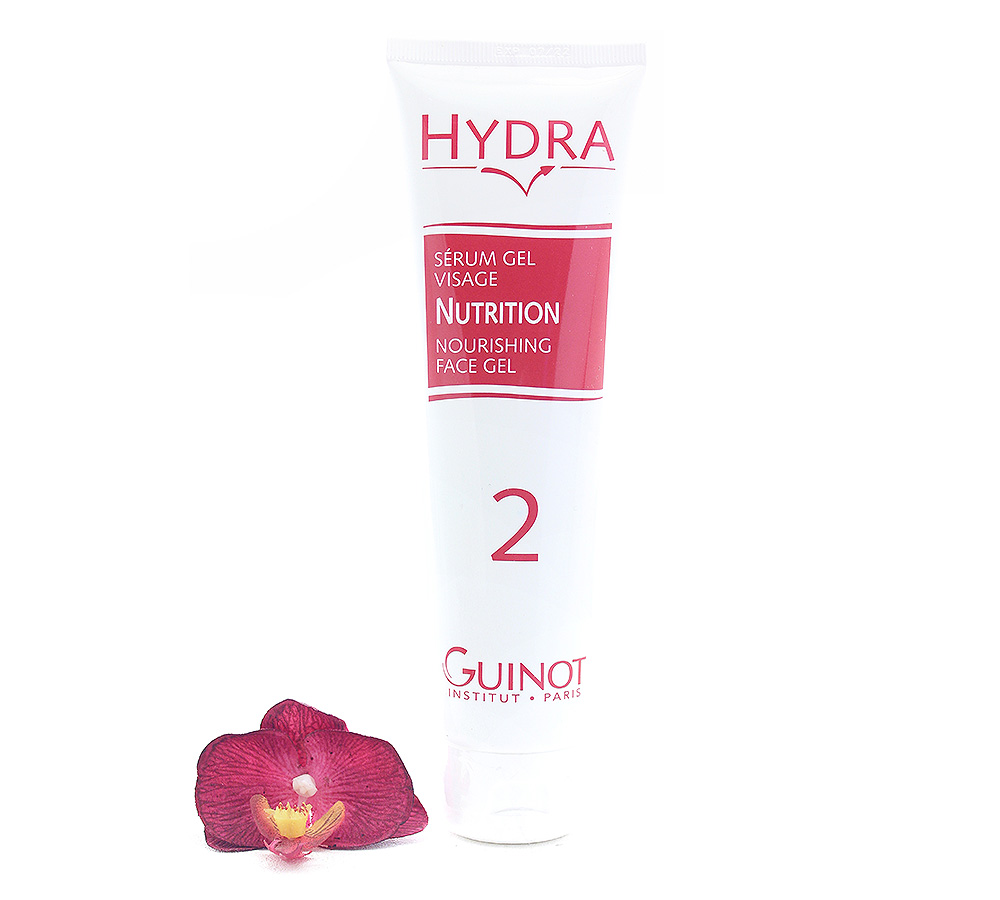 453820-1 Guinot Double Ionisation Serum Gel Nutrition - Nourishing Face Gel 150ml