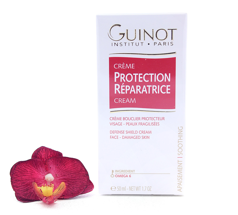 502770-1 Guinot Creme Protection Reparatrice - Face Cream 50ml