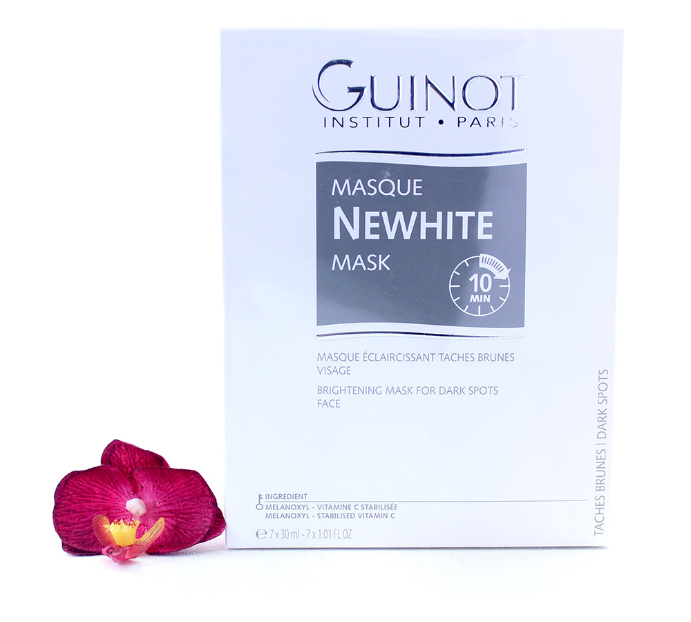 505700 Guinot Newhite Masque - Brightening Mask For Dark Spots 7x30ml