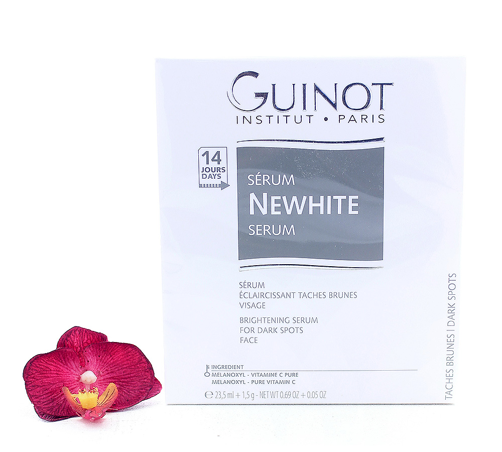 505800_new Guinot Newhite Serum Eclaircissant Vitamin C - Brightening Serum 23.5ml + 1.5g