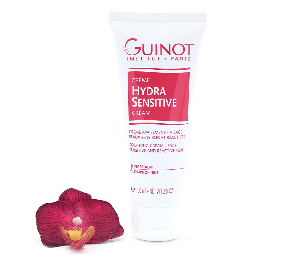 543804-1 Guinot Creme Hydra Sensitive - Soothing Face Cream 100ml