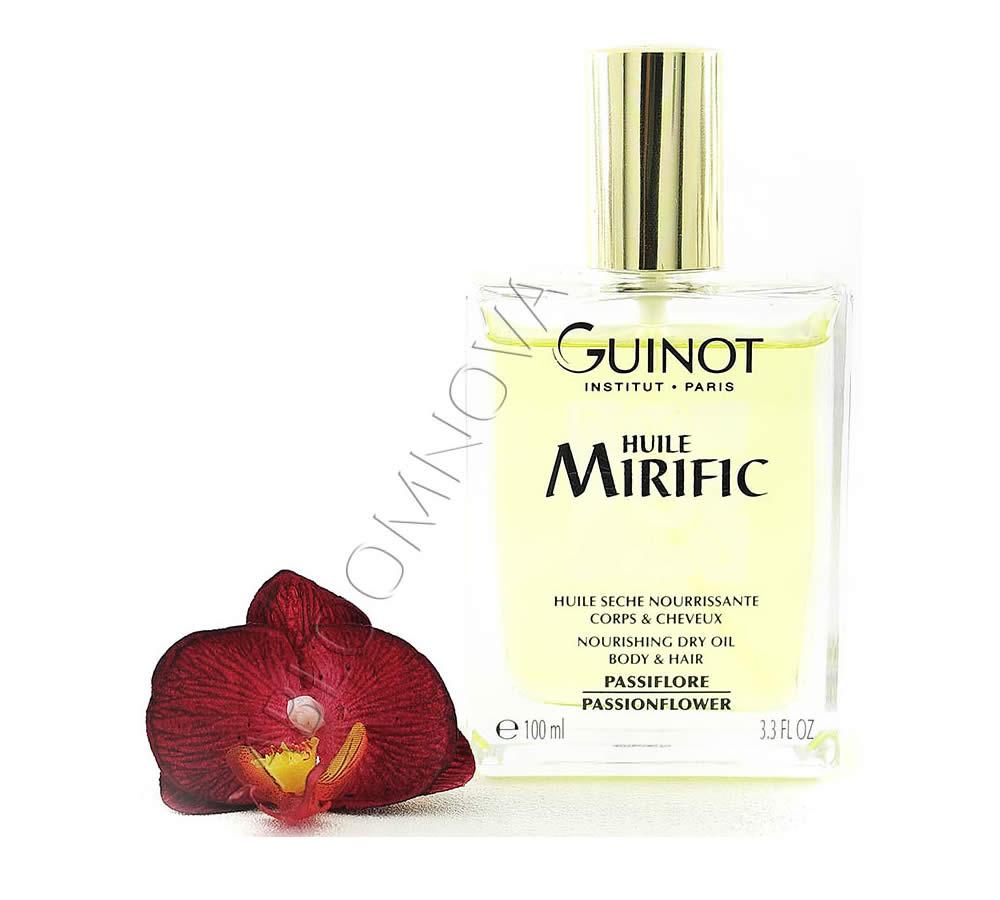 IMG_2613 Guinot Huile Mirific - Nourishing Dry Oil 100ml