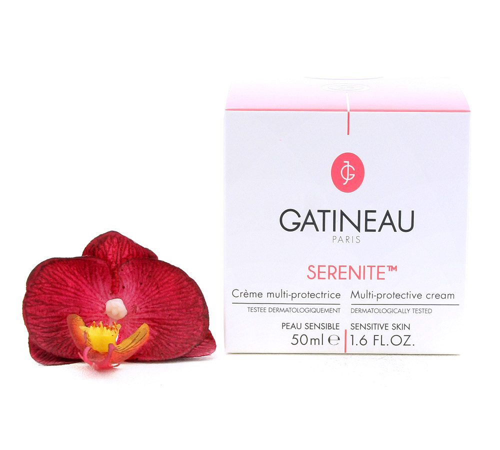 7212713000 Gatineau Serenite Creme Multi-Protectrice - Multi-Protective Cream 50ml