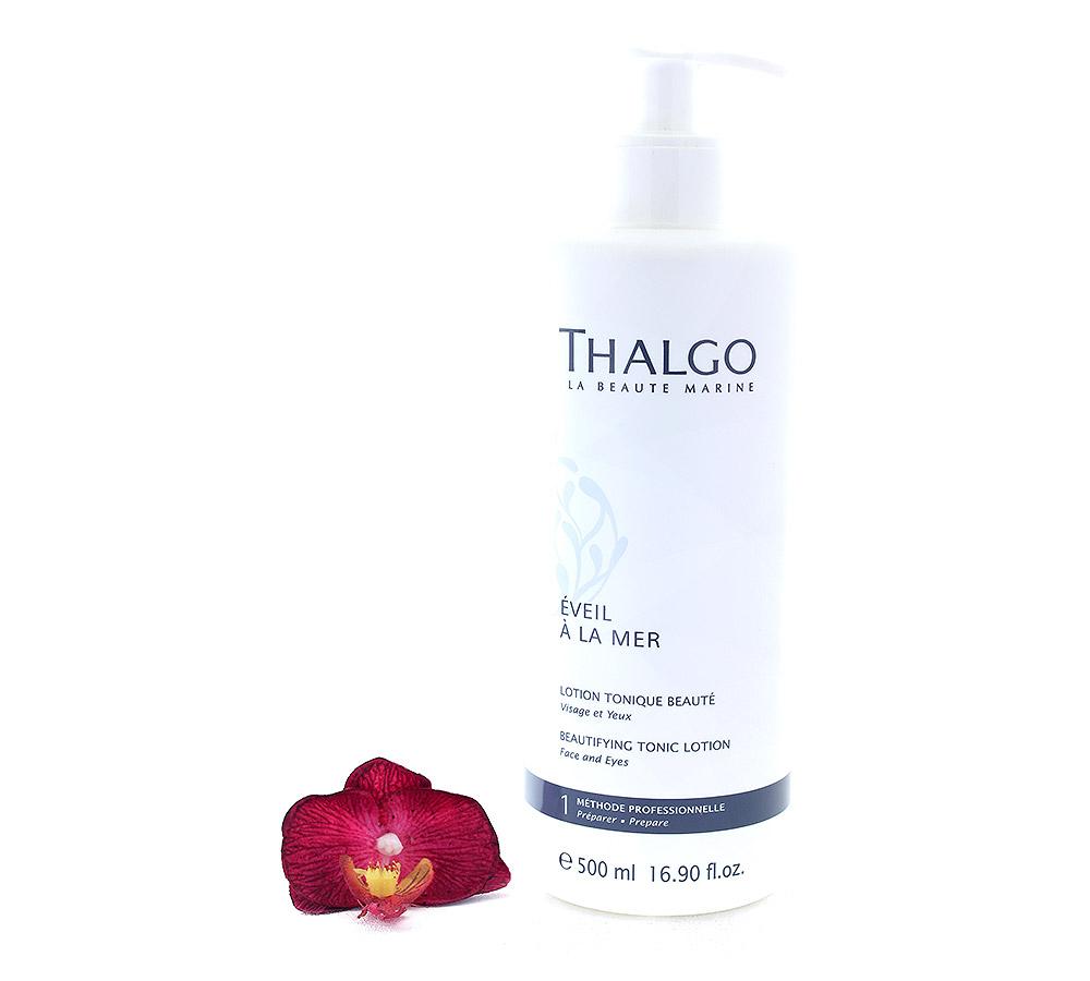 KT150422 Thalgo Éveil à la Mer Lotion Tonique Beauté - Beautifyng Tonic Lotion 500ml