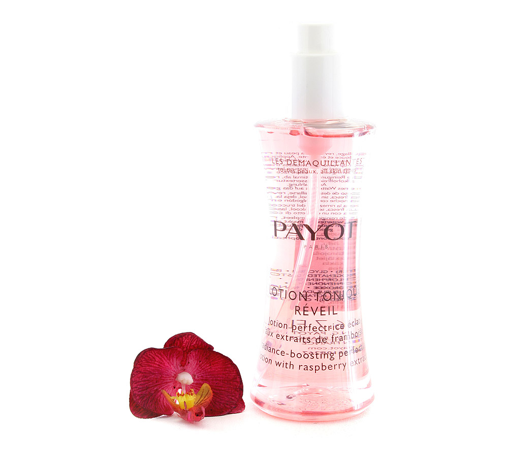65108267 Payot Lotion Tonique Réveil Lotion Perfectrice Éclat - Radiance-Boosting Perfecting Lotion 200ml