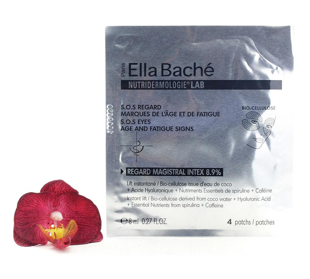 Ella Bache Nutridermologie LAB Regard Magistral Intex 8 9% 5x8ml