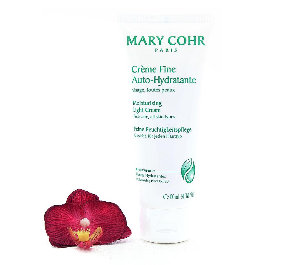 747155 Mary Cohr Crème Fine Auto-Hydratante 100ml