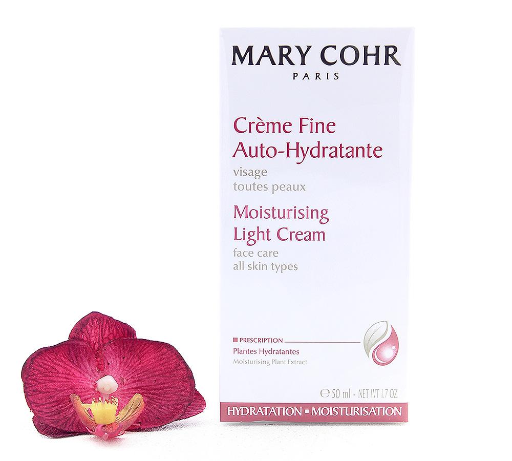 892210-1 Mary Cohr Crème Fine Auto-Hydratante 50ml