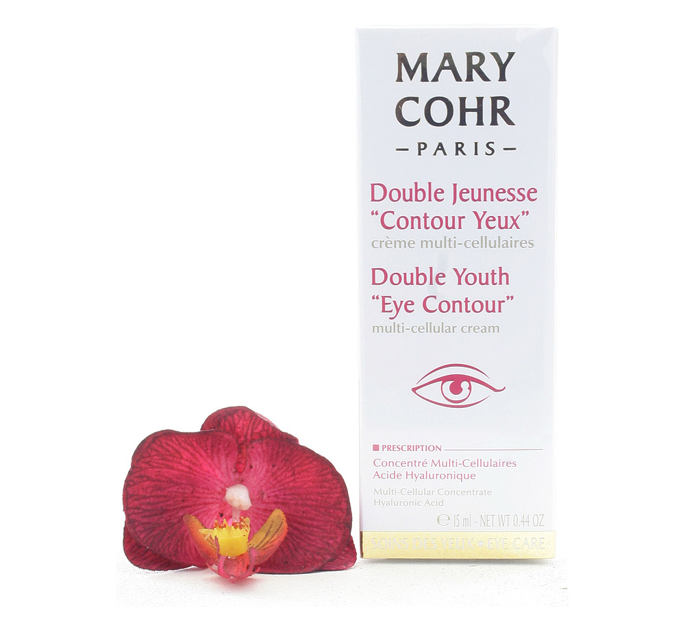 "892890 Mary Cohr Double Jeunesse ""Contour Yeux"" - Double Youth ""Eye Contour"" 15ml"