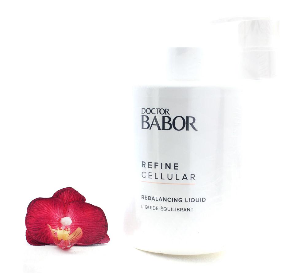 463466 Babor Refine Cellular Rebalancing Liquid 500ml
