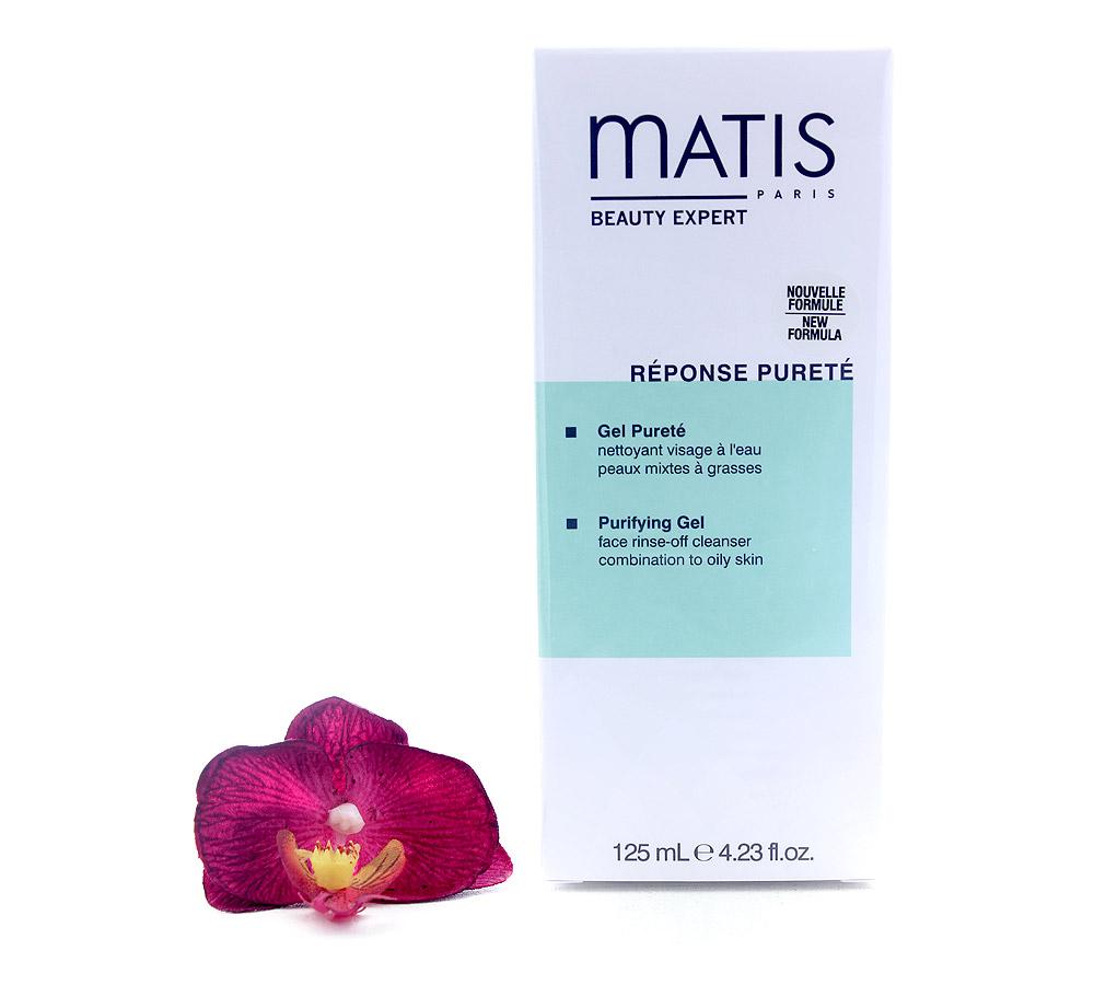 36539 Matis Reponse Purete Purifying Gel 125ml