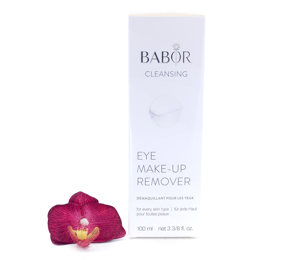 411916 Babor Cleansing CP Eye Make-up Remover 100ml