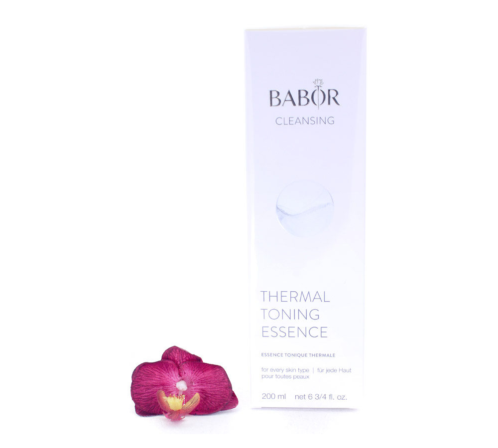 411911 Babor Cleansing CP Thermal Toning Essence 200ml