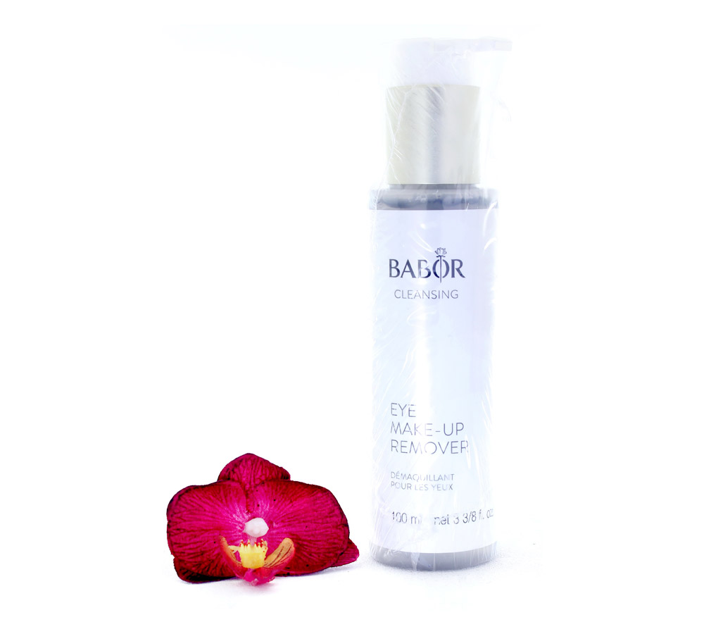 411999 Babor Cleansing CP Eye Make-up Remover 100ml