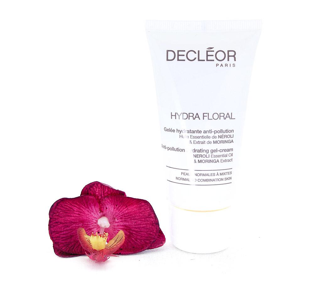 DR563050 Decleor Hydra Floral Gelée Hydratante Anti-Pollution - Anti-Pollution Hydrating Gel-Cream 50ml