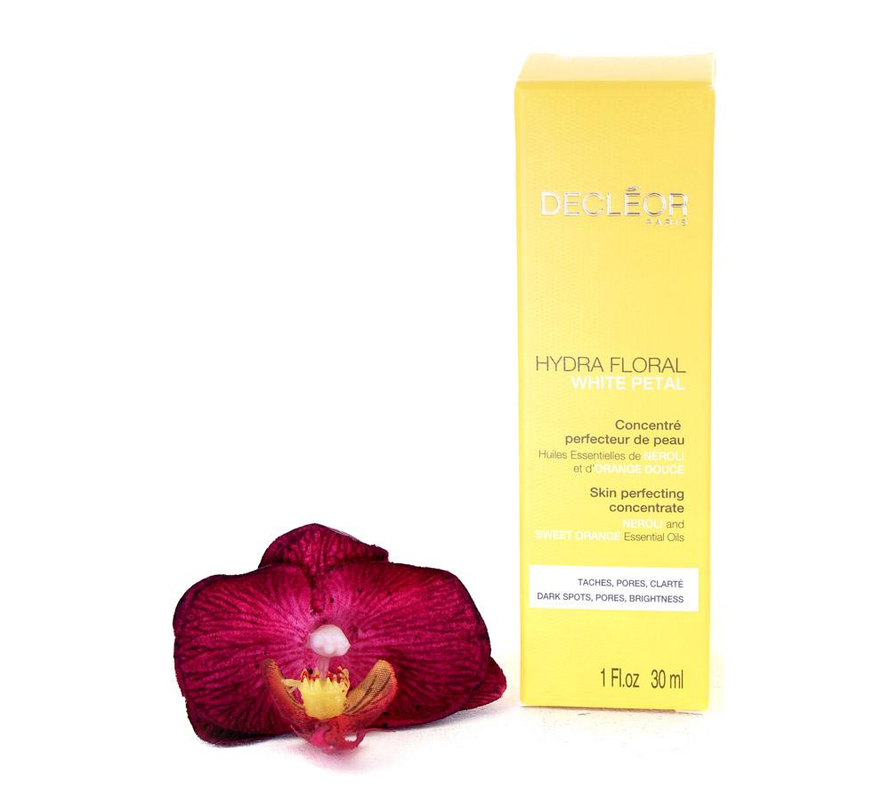 DR770000 Decleor Hydra Floral White Petal Skin Perfecting Concentrate - Concentre Perfecteur de Peau 30ml