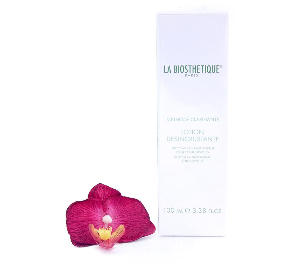 002362 La Biosthetique Lotion Desincrustante - Deep Cleansing Lotion for Oily Skin 100ml