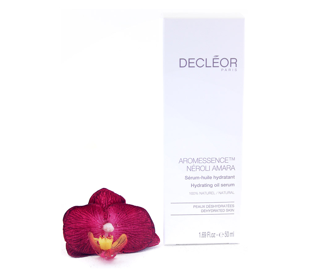 222054 Decleor Aromessence Néroli Amara Sérum-Huile Hydratant - Hydrating Oil Serum 50ml