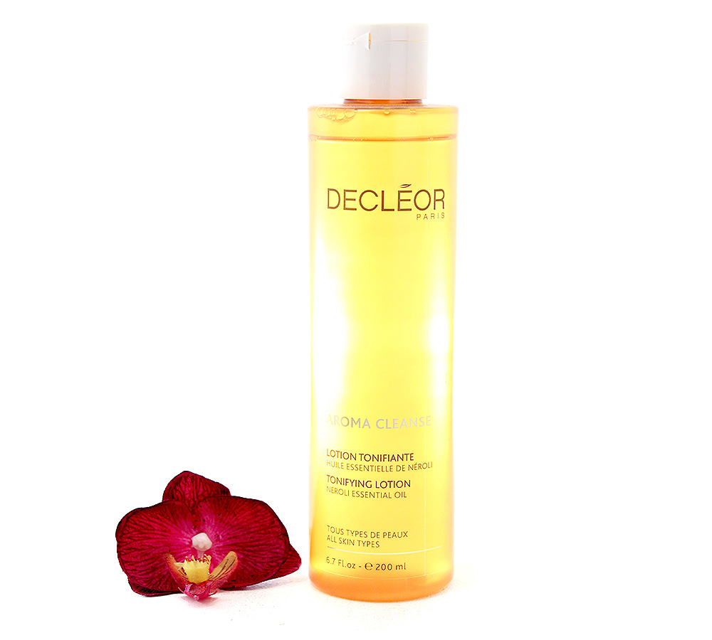 44R10F_2 Decleor Aroma Cleanse Lotion Tonifiante - Tonifying Lotion 200ml