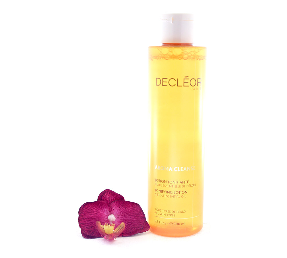 461002 Decleor Aroma Cleanse Lotion Tonifiante - Tonifying Lotion 200ml