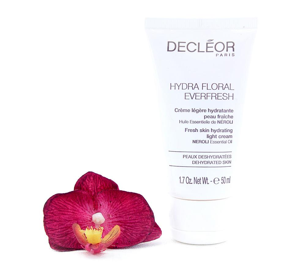 577050 Decleor Hydra Floral Everfresh - Fresh Skin Hydrating Light Cream 50ml