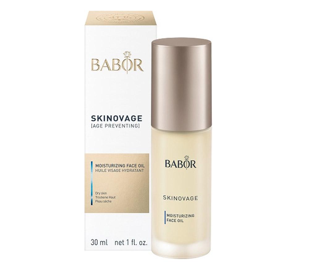 440600 Babor Skinovage Moisturizing Face Oil 30ml New Formula 2018