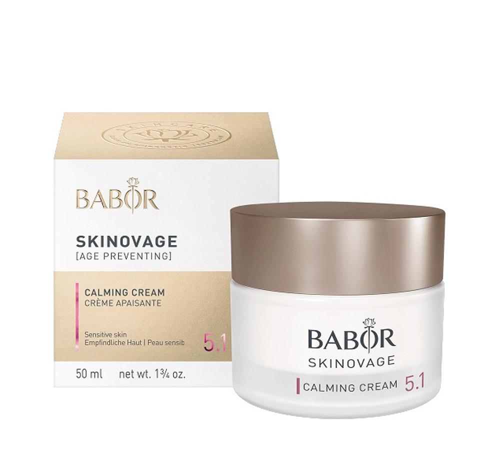 442200 Babor Skinovage Calming Cream 50ml New Formula 2018