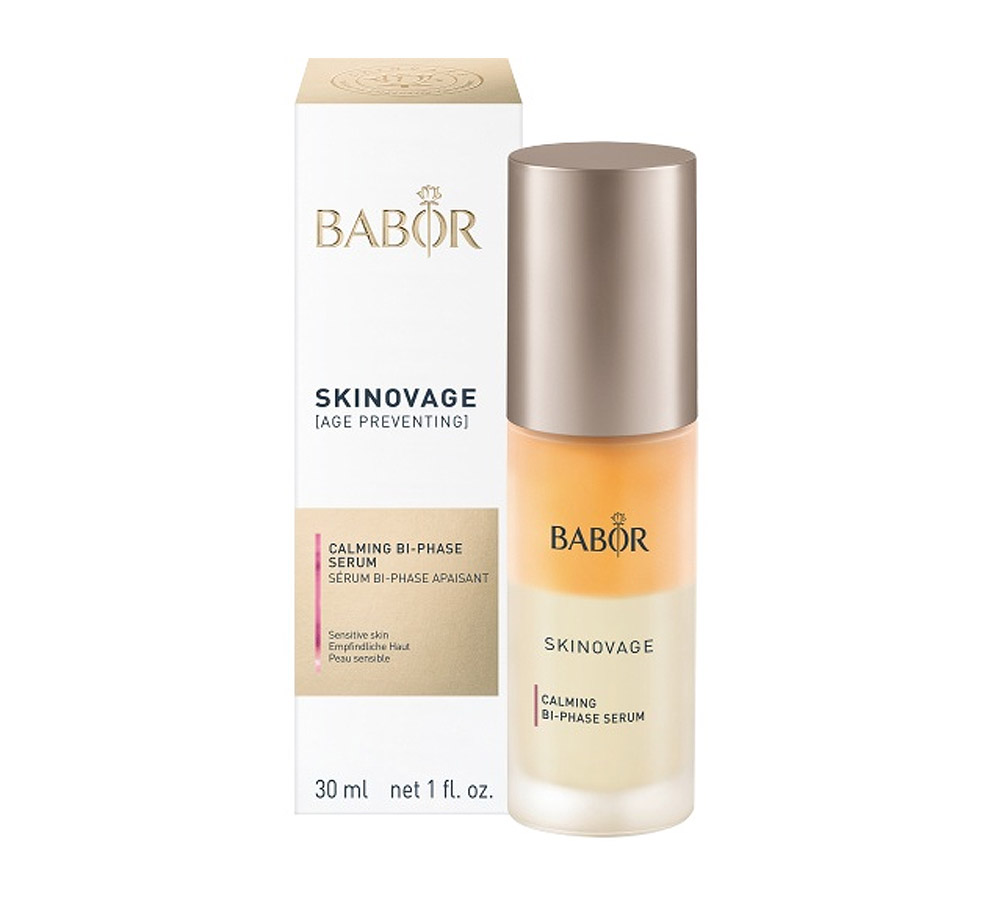 442600 Babor Skinovage Calming Bi-Phase Serum 30ml New Formula 2018