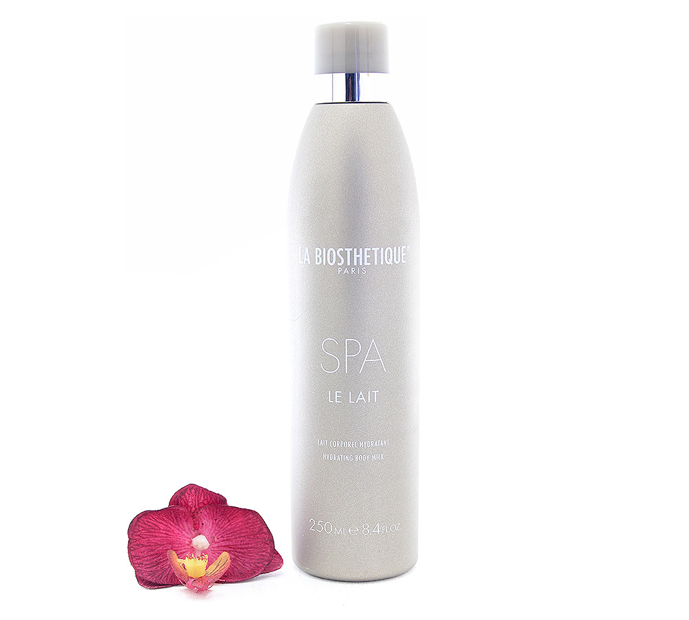002173 La Biosthetique SPA Le Lait - Hydrating Body Milk 250ml
