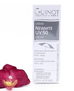 26506300-247x300 Guinot Newhite UV50 Cream - Brightening High UV Protection Cream SPF50 30ml