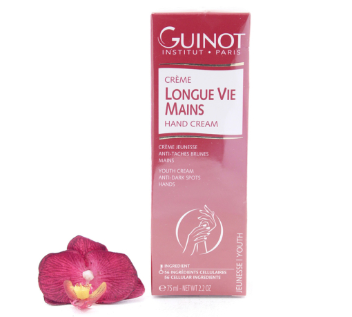 26512265-510x459 Guinot Longue Vie Mains - Youth Cream Anti-Dark Spots Hands 75ml
