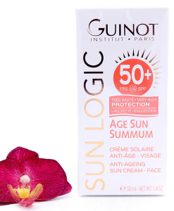 26515070-247x300 Guinot Sun Logic Age Sun Summum - Anti-Ageing Sun Cream SPF50+ 50ml