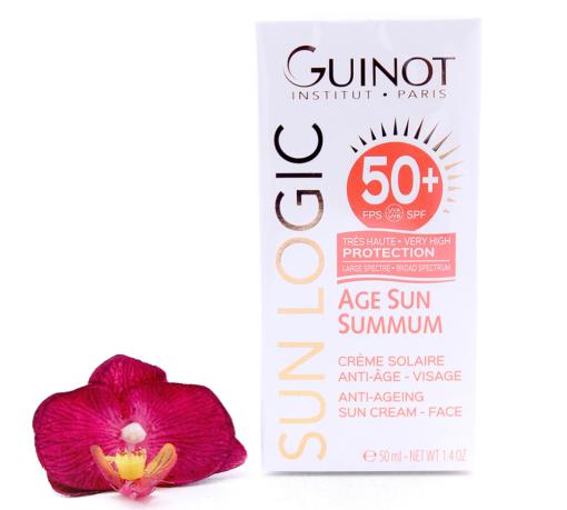 26515070-510x459 Guinot Sun Logic Age Sun Summum - Anti-Ageing Sun Cream SPF50+ 50ml