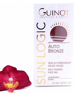 26515110-247x300 Guinot Sun Logic Auto Bronze Selft-Tanner Face Gel 50ml