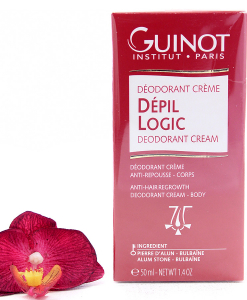 26527903-247x300 Guinot Depil Logic Anti-Hair Regrowth Deodorant Cream 50ml