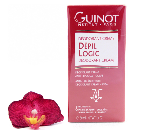 26527903-510x459 Guinot Depil Logic Anti-Hair Regrowth Deodorant Cream 50ml