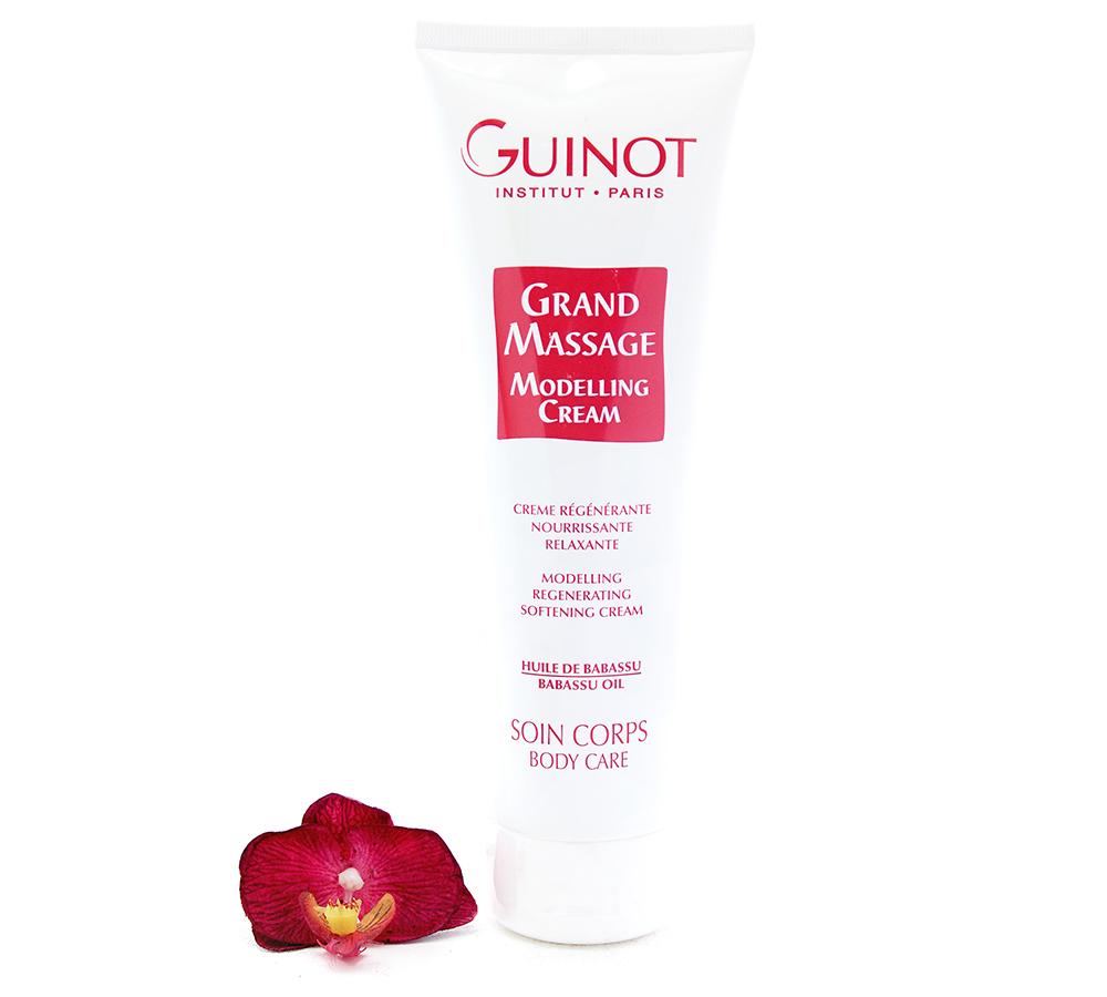 440073 Guinot Grand Massage - Modelling Regenerating Softening Cream 250ml