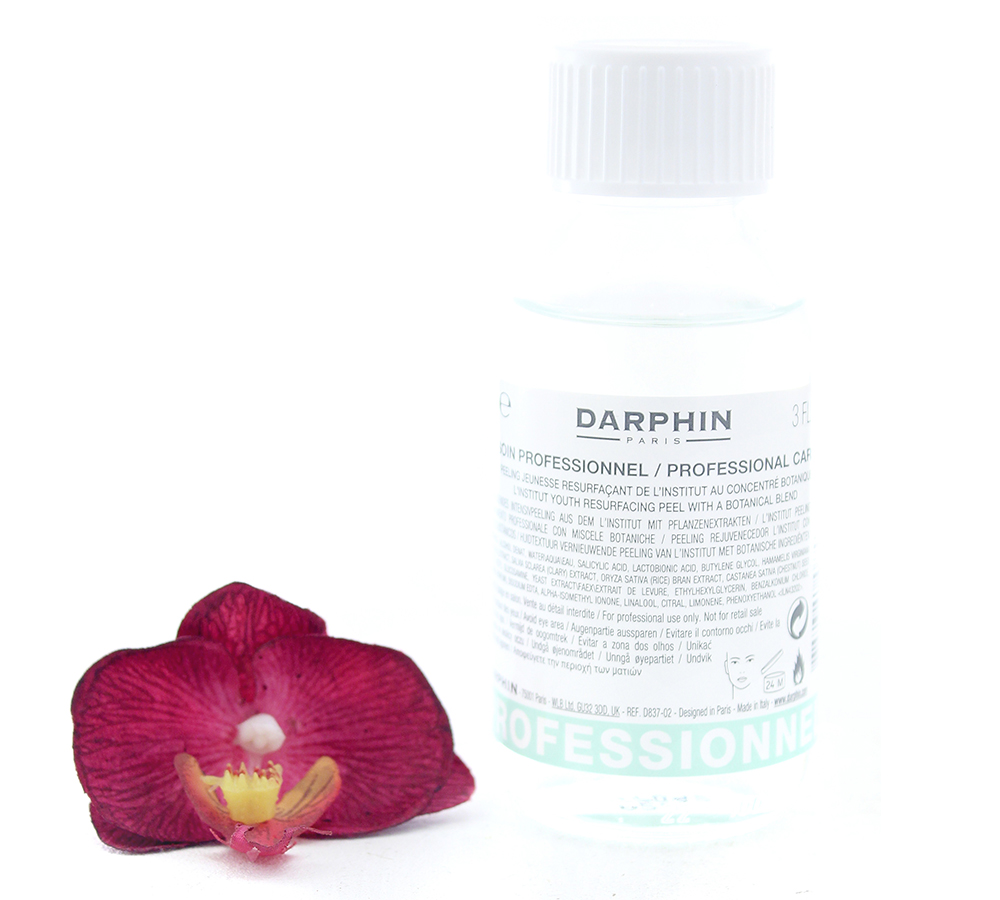 D837-02_2 Darphin L'Institut Youth Resurfacing Peel With A Botanical Blend 90ml