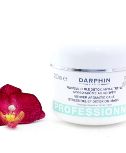 D8A4-02-247x300 Darphin Vetiver Aromatic Care - Stress Relief Detox Oil Mask 200ml