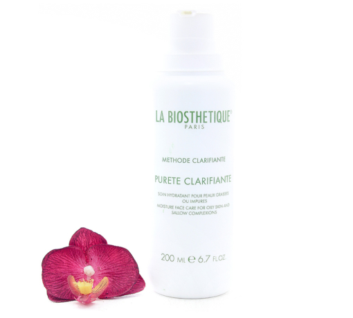 056146-510x459 La Biosthetique Purete Clarifiante - Moisture Face Care for Oily Skin and Sallow Complexions 200ml